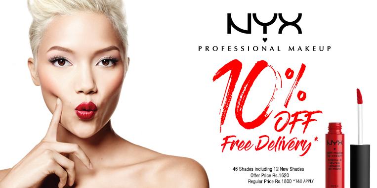 NYX 10 SMLC