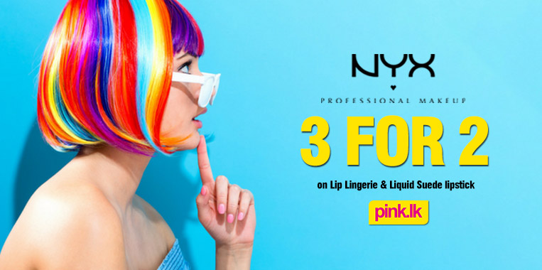 NYX 3 for 2