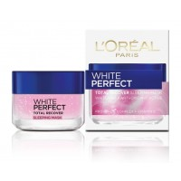 L'oreal Paris White Perfect Total Recover Sleeping Mask 50ml