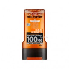 L'Oreal Men Expert Hydra Energetic Shower Gel - 300ml