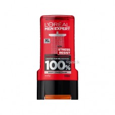 L'Oreal Men Expert Stress Resist Shower Gel - 300ml