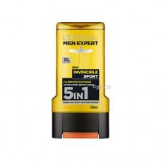 L'Oreal Men Expert Invincible Sport Shower Gel - 300ml