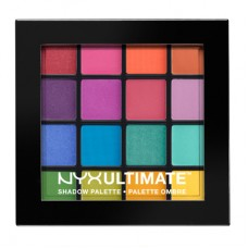 NYX Professional Makeup Ultimate Shadow Palettes - Brights
