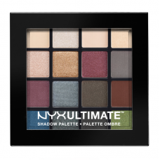 NYX Professional Makeup Ultimate Shadow Palettes - Smokey and Highlight