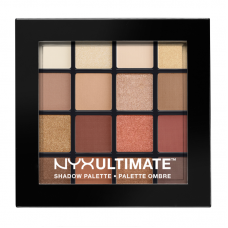 NYX Professional Makeup Ultimate Shadow Palettes - Warm Neutrals
