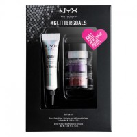 NYX GLITTERGOALS KIT