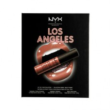 NYX CITY SET LIP, EYE, & FACE COLLECTION - LOS ANGELES