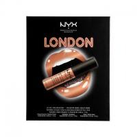 NYX CITY SET LIP, EYE, & FACE COLLECTION - LONDON