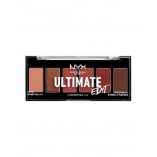 NYX Ultimate Edit Petite Shadow Palette - WARM NEUTRALS