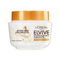L'Oreal Elvive Extraordinary Coconut Oil Mask Pot 300ml