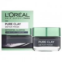 L'Oreal Paris Pure Clay Detox Mask 50ml