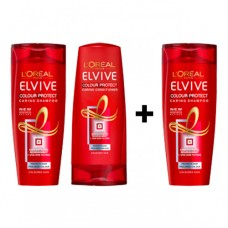 L'oreal Elvive Colour Protect Shampoo & Conditioner 400ml