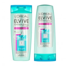 L' Oreal Elvive EXTRAORDINARY CLAY RE-BALANCING Shampoo & Conditioner 400ml