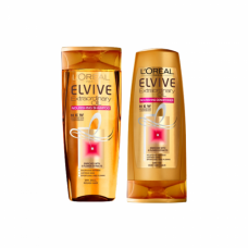 L'Oreal Elvive Extraordinary Oil Shampoo Normal & Conditioner 400ml