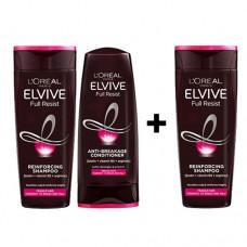 L'Oreal Elvive Full Resist Fragile Hair Reinforcing Shampoo & Conditioner 400ml