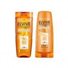 L' Oreal Elvive Extraordinary Coconut Oil Shampoo & Conditioner 400ml