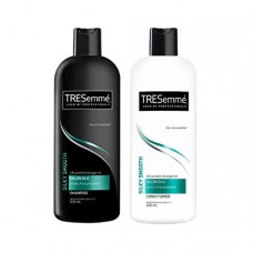 TRESemmé Smooth Salon Silk Shampoo & Conditioner 500ml