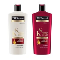 TRESemmé Keratin Smooth Color Shampoo  & Conditioner 650ml