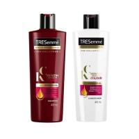 TRESemmé Keratin Smooth Color Shampoo  & Conditioner 400ml